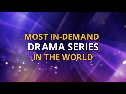 Global TV Demand Awards Race - Most In-Demand Drama Series