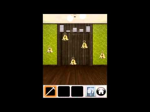 100 Doors Runaway - Level 7 Walkthrough