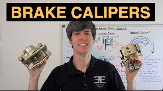 Performance Brake Calipers - 3 Ways To Improve Braking (Besides Red Paint)