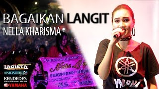 Download Bagaikan Langit - Nella Kharisma - Lagista live Alun Alun Sragen 2019 Mp3