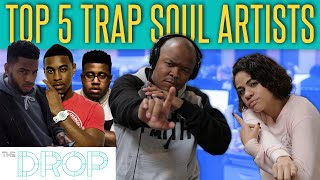 Don't Sleep on Trap Soul - The Drop Presented by ADD(Subscribe today! http://www.youtube.com/user/alldefdigital?sub_confirmation=1 Kevin and Cynthia discuss their top 5 artists that fall under the genre: Trap Soul., 2016-01-18T21:30:00.000Z)
