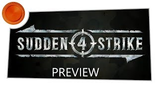 Sudden Strike 4: European Battlefields Ed. - Preview - Xbox One