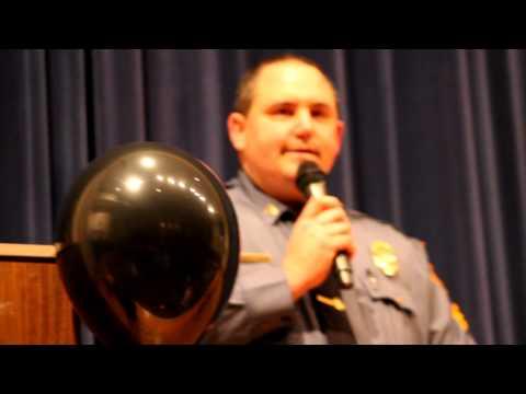 Florence Township Riverfront School D.A.R.E. Graduation Ceremony Jan. 30, 2013