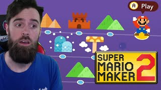 The Most Ridiculous Super Expert Run Of All Time // ENDLESS SUPER EXPERT [#42] [SUPER MARIO MAKER 2]