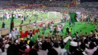 مصر و الجزائر استاد المريخ السودان 18112009----11