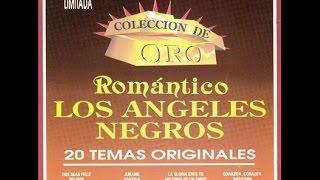 20 BOLEROS DE SIEMPRE  Germaín Y Los Angeles Negros