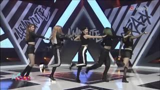 Baixar Live HD   150227 4MINUTE - Crazy @ Arirang Simply K-POP