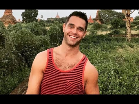 This Hunky, Openly Gay Anchorman Just Came Out As HIV-Positive