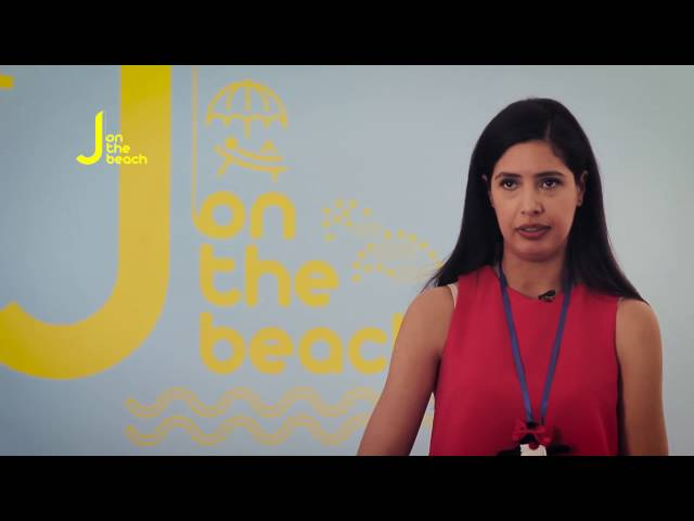 Amira Lakhal from Valtech Interview - JOTB16