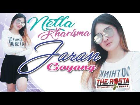 Nella Kharisma Jaran Goyang ''Cinta Kita Bagai Telo Godog....Nyereti....!!! THE ROSTA LIVE