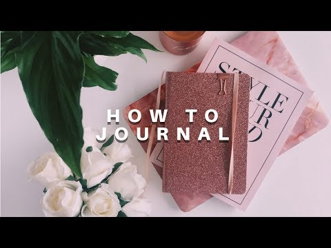 HOW TO JOURNAL TO BUILD YOUR DREAM LIFE