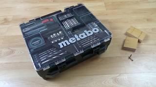 Test & Review│Metabo BS-18 18V Akkuschrauber Set # Mobile Werkstatt