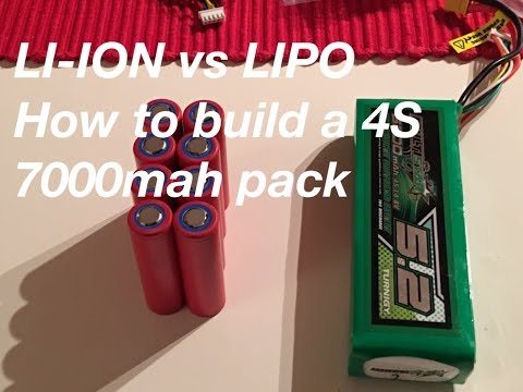 Li-ion vs lipo which is best?