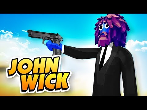 NOTHING CAN STOP JOHN WICK UNIT - TABS (Totally Accurate Battle Simulator)