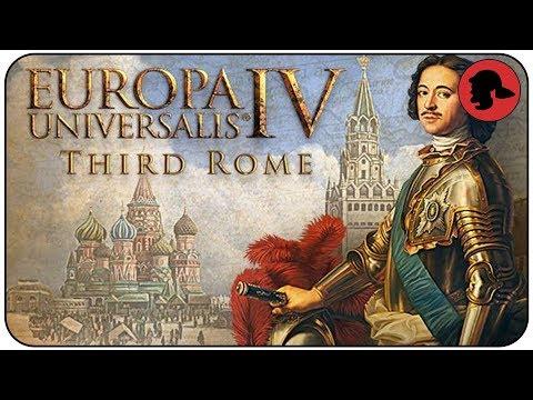 Europa Universals IV - Third Rome - Teil I
