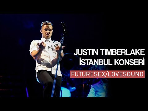 Justin Timberlake - FutureSex/LoveSound (Live in Istanbul)