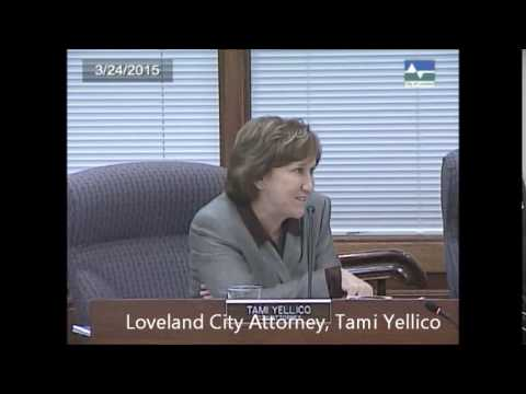 Loveland City Attorney Acknowledges She Should Be Reprimanded