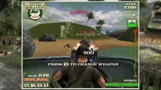 River Assault Gameplay