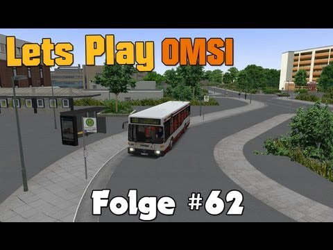 Lets Play OMSI #62 - Was geht ab Wickenberg