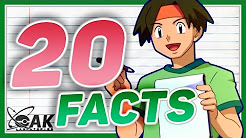 20 Facts About: Tracey Sketchit