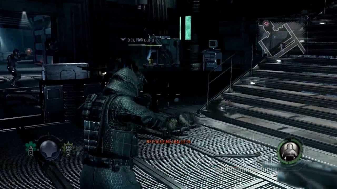 Resident Evil: Operation Raccoon City - PC - Gameplay Español ...