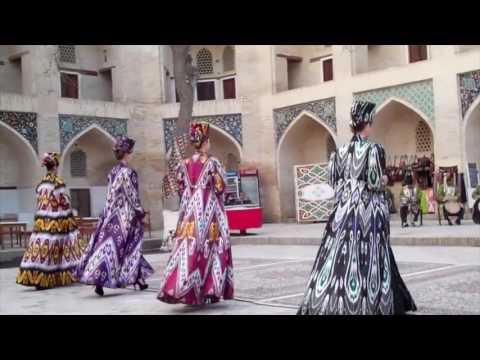 Uzbekistan Fashion Performance
