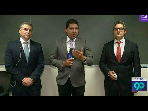 José Domingo Pérez: 'Renuncia de Pedro Chávarry como Fiscal de la Nación no es suficiente'
