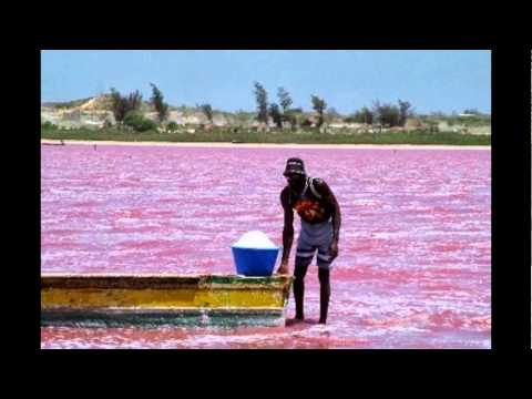 Mysterious Pink Lake In Australia
