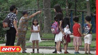 'Cô giáo mầm non' túm tóc tạt tai tát tới tấp trẻ nhỏ nơi công cộng | KỸ NĂNG SỐNG | ANTV