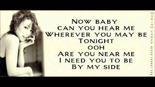 Mariah Carey - Never Forget You LYRICS