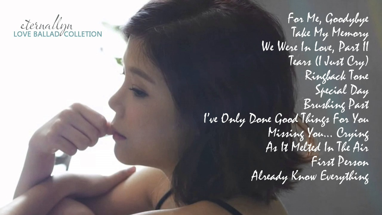 Download [Audio] Lyn 린 The Emotional Love Ballad Collection (12 Songs)