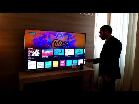 Vizio 2018 SmartCast Smart TV Features Demo