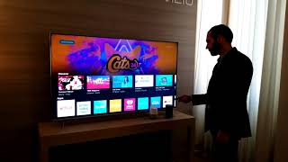 Vizio 2018 SmartCast Smart TV Features Demo