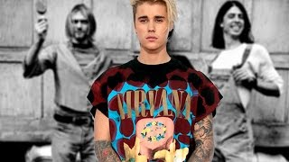 Justin Bieber & Nirvana