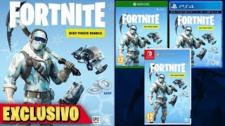 NEW CHRISTMAS PACK FOR FORTNITE: Battle Royale - XBOX, PS4, NINTENDO AND MORE!