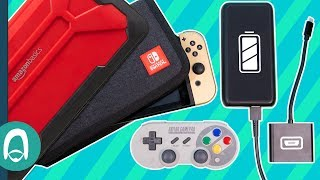 Best Travel Cases & Accessories for the Nintendo Switch
