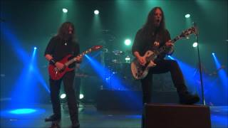 Blind Guardian - Banish From Sanctuary (Live - Trix Hall - Antwerpen - Belgium - 2015)