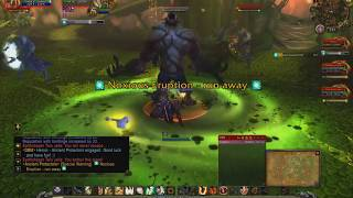 WoW Legion 7.3 Paladin tank solo The Everbloom
