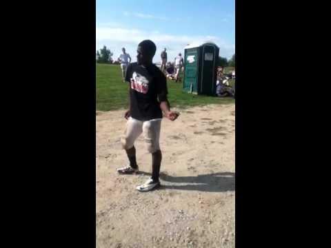 Reed City practice dance