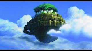 天空の城 陶笛阿志 Laputa: Castle in the Sky-Theme Song-Classic Guitar-Anime music-Film music-Spanish guitar.