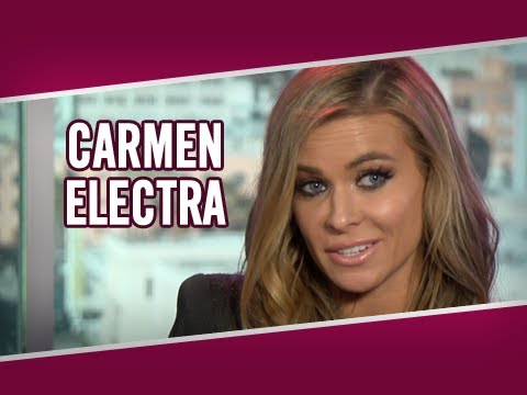 Interview with Carmen Electra - YouTube