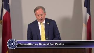 AG Paxton Leads 7-State Lawsuit Challenging the  Unlawful Obama-Era DACA Program