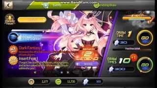 Soccer Spirits Crystal draw 900 crystal
