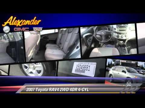 Used Rav4 Ventura >> Used 2007 Toyota RAV4 4-CYL - OXNARD, THOUSAND OAKS, VENTURA, SIMI VALLEY, CAMARILLO - YouTube