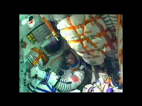 Expedition 30 Trio Launches to ISS
