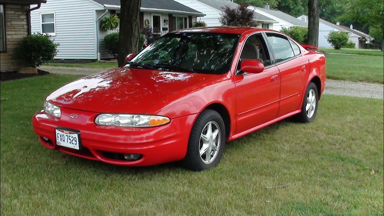 2000 Oldsmobile Alero  Short Tour