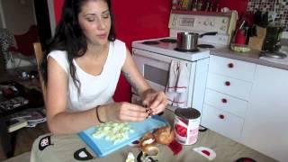 Vlog + Cuisinez Avec Moi (tortellinis Sauce Rosée)