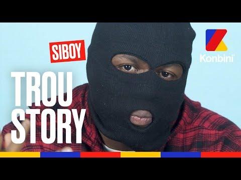 Youtube: Siboy – De Michael Jackson à la collection de cagoules l Trou Story l Konbini