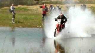 ATV MX water crossing