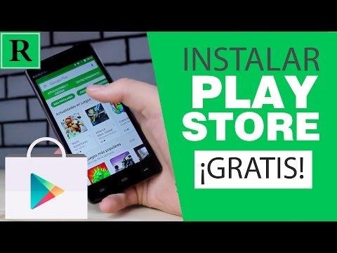 Instalar y Descargar la Play Store Gratis
